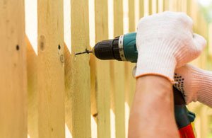 Fence Installers Falkirk - Fence Installation Services